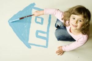 Дарение квартиры ребенку