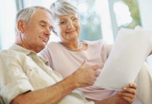 Вычет для пенсионеров