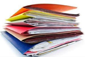 Собрать документов