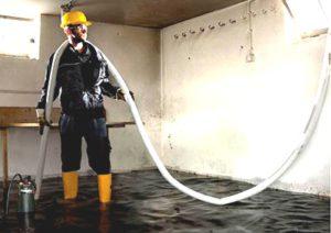 Потоп в подвале