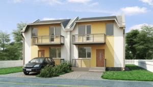 2-квартирный дом
