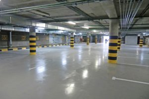 Место парковки