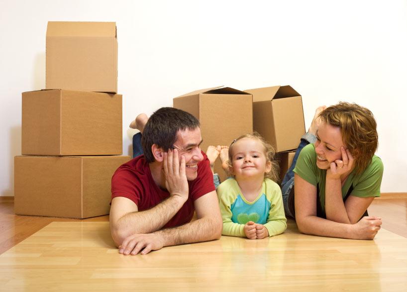 Переезд в новое жилье