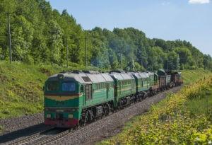 Участок у железной дороги