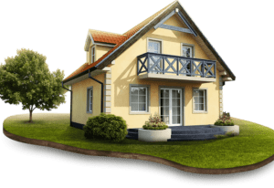 Ипотека на землю с домом