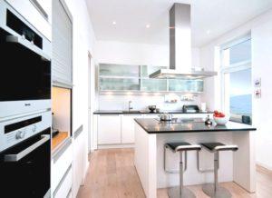 Перемещение плиты на кухне