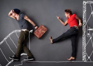 Развод и выселение