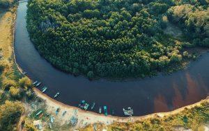 Аренда участка в границах береговой полосы водного объекта